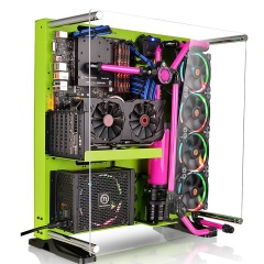 Thermaltake Core P5 Green Edition